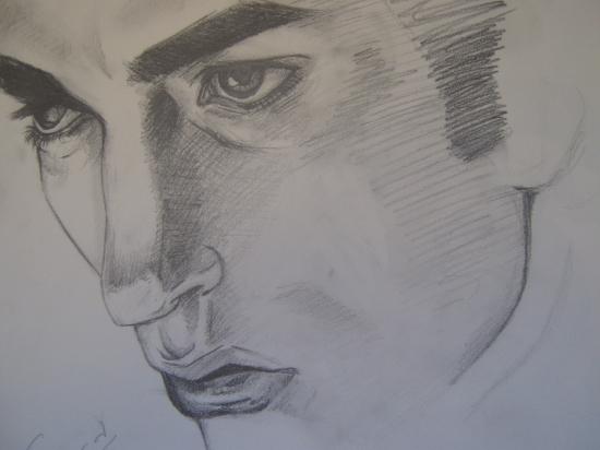 Robert Pattinson por XxlivyLivxX